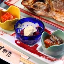 【料理の一例】本日の前菜盛り合わせ