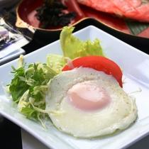 【朝食】この土地ならではの和朝食