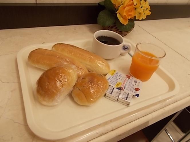 ★朝食一例②