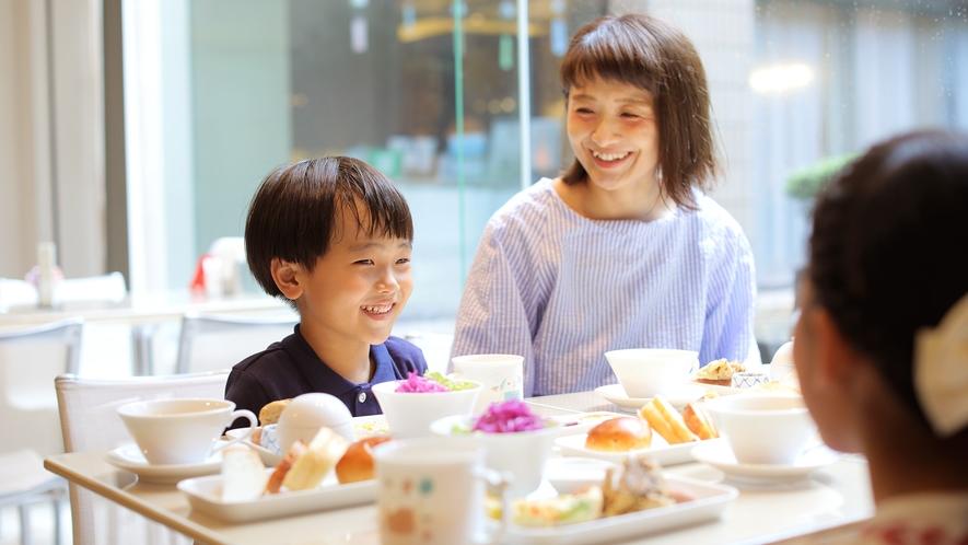 「ママは和食派、ボクは洋食派」なときも安心!