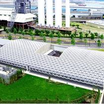 【周辺】イノベーションの歴史を知ることができる「北九州イノベーションギャラリー」