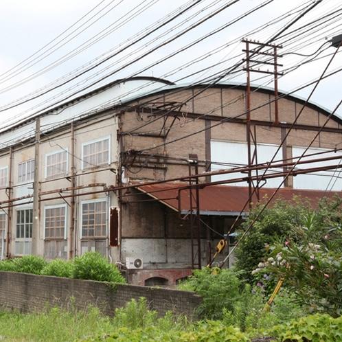 【周辺】明治日本の産業革命遺産「八幡製鐵所 旧鍛冶工場」