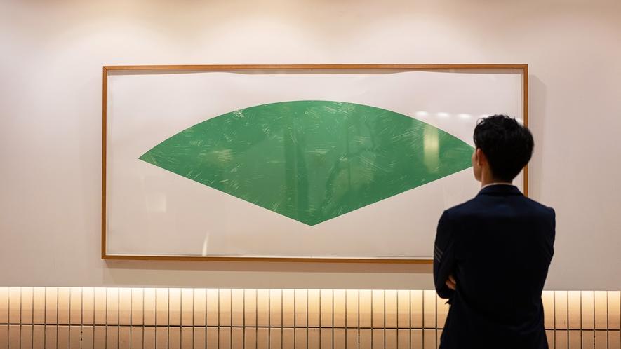 抽象表現主義 ハード・エッジ派の代表格「エルズワース・ケリー」の作品