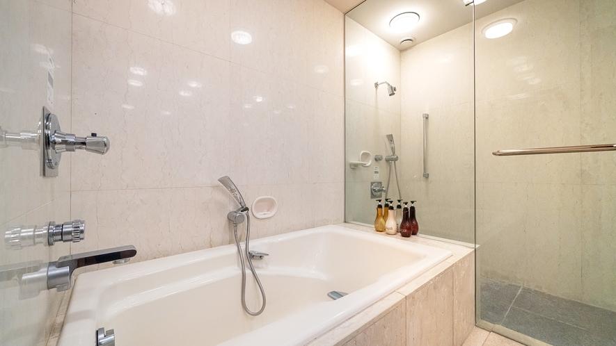 ■CHIGUSA suite:バスルーム■