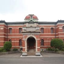 【周辺】明治日本の産業革命遺産「八幡製鐵所 旧本事務所」