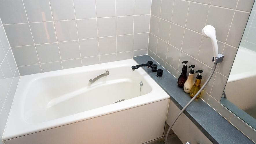 【和室:バスルーム】