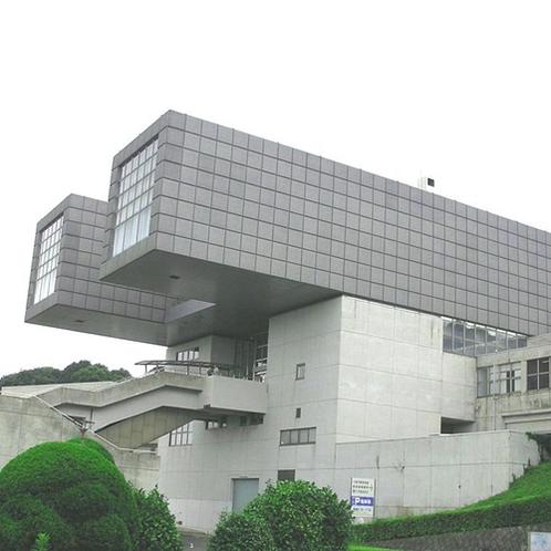 【周辺】あの!映画の舞台にもなった!!「北九州市立美術館」