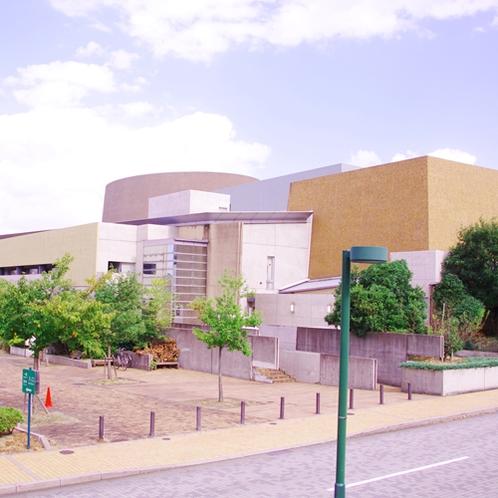 【周辺】地球の歴史を楽しく学べる!自然史・歴史博物館「いのちのたび博物館」