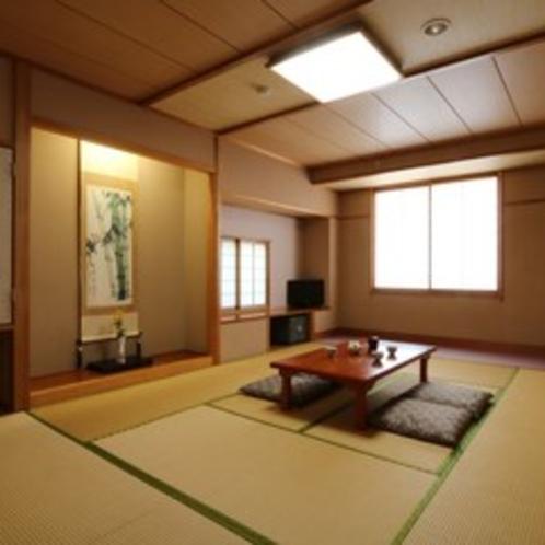 ☆和室12畳のお部屋になります