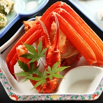 *富山の味覚の女王「紅ズワイガニ」を味わう