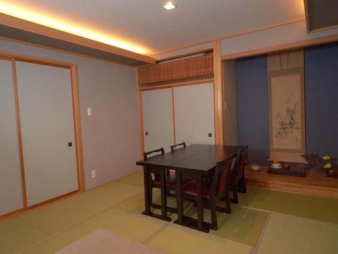 和室10畳(洗面&トイレ付)
