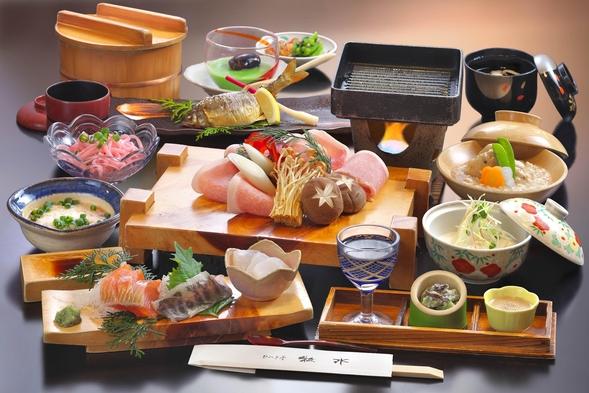 【女子旅プラン一泊二食付き】草津の女将プロデュース華ゆらパック・夕食時ワンドリンク付き♪