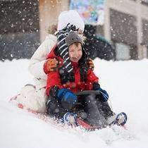 【アクティビティ】北海道のパウダースノーで子供も大喜び♪