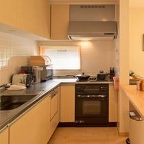 **【スタンダードAtsuma(3ベッド・キッチン)】広くて使いやすいキッチン♪