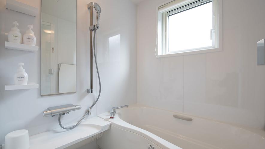 【6LDKデュプレックス】バスルーム(一例)