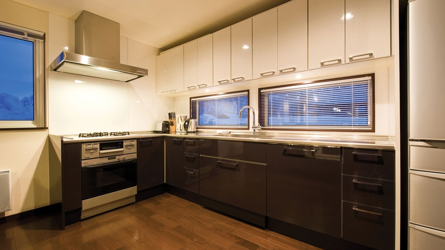 【5LDK】キッチン(一例)