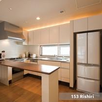 【2ベットルームコテージ】/キッチン(一例)