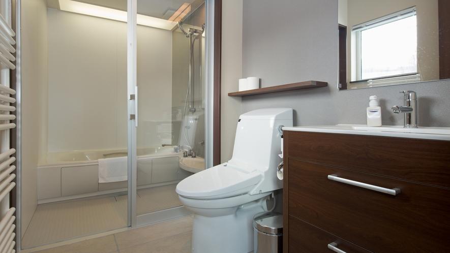 【2LDK】バスルーム(一例)
