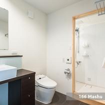 【4ベットルームコテージ】/バスルーム(一例)