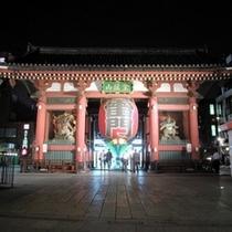 雷門(夜)1