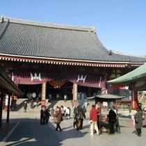 浅草寺 観音堂