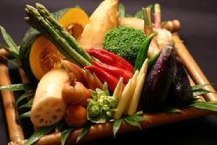 旬の野菜たち