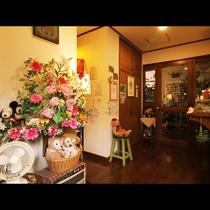 館内_那須高原の隠れ家ペンション!北欧アジア風をイメージできるように内装をがんばりました♪