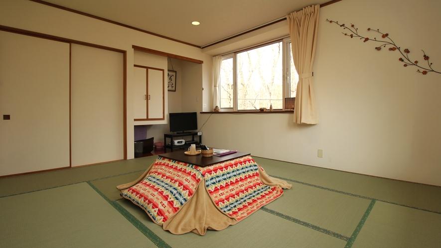 【204】和室_10畳ありゆったりまったりと、過ごしやすいお部屋タイプ♪