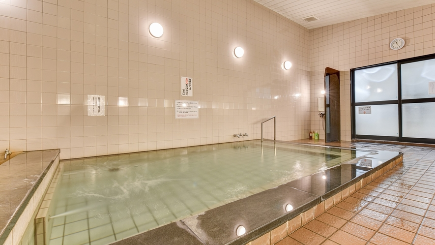 *【大浴場】ゆったり温泉に浸かって、じっくり心も癒してください♪