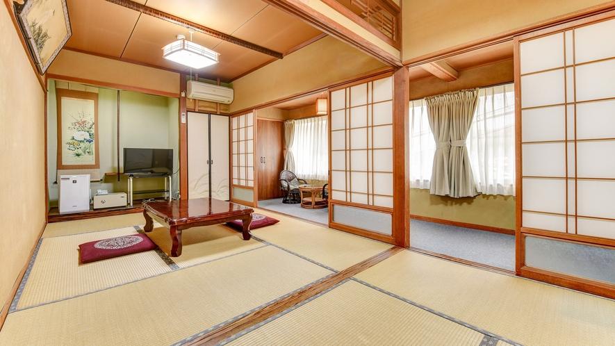 *【おまかせ和室】人数に合わせて6畳~8畳の和室をご用意させていただきます。