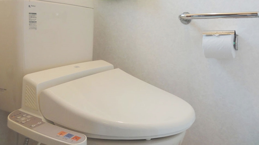 *【トイレ】全室洗浄機付トイレを完備しております。