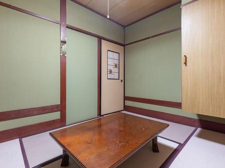 【禁煙】和室1〜2名様(バス・トイレ共用)