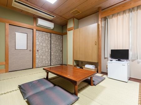 【禁煙】和室1〜4名様(バス・トイレ共用)
