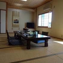 広い12畳+6畳のお部屋