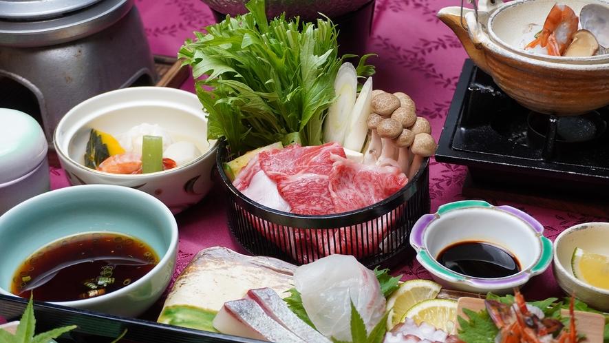 【贅沢プラン料理】最高級の食材を使った贅沢な料理プラン