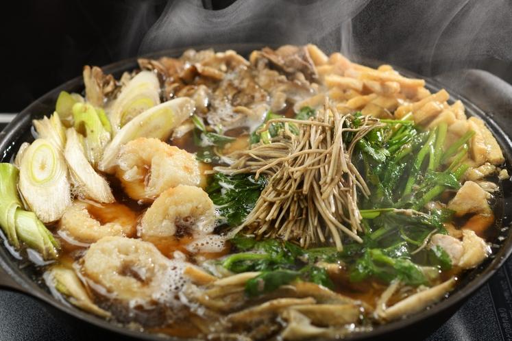 きりたんぽ鍋2