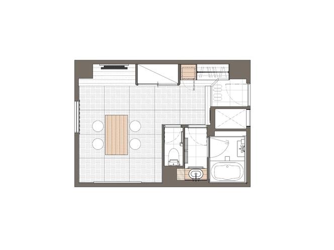 ◆和室(見取図)
