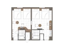 ◆コネクティングルーム(見取図)