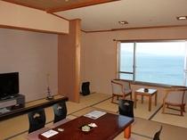 富山湾一望客室(和室)