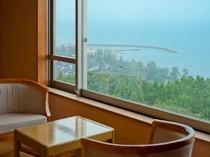 一般客室からの景観