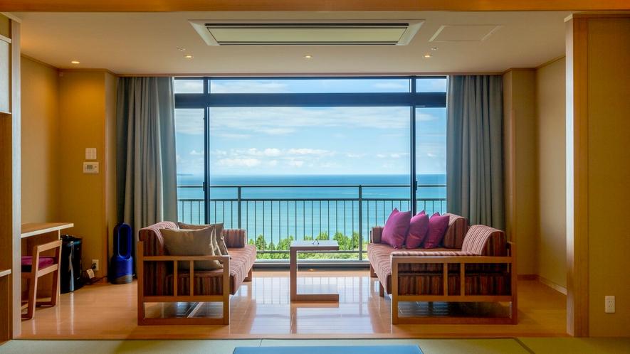 楽瑠別邸客室のイメージ