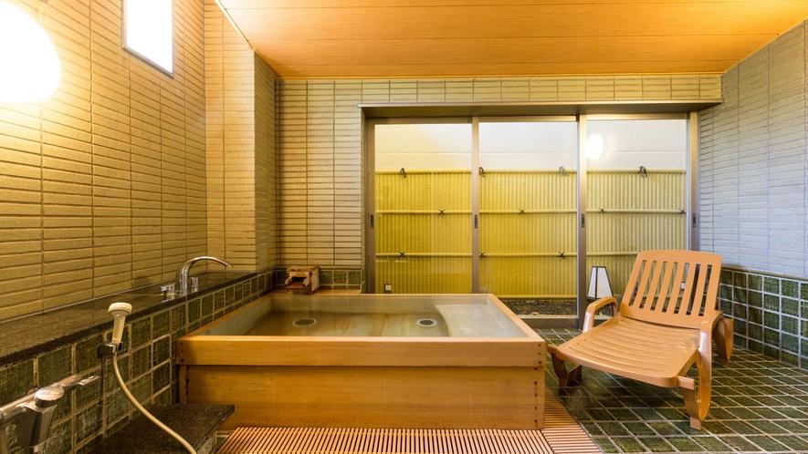 貸切風呂 弐の湯(ひのき)