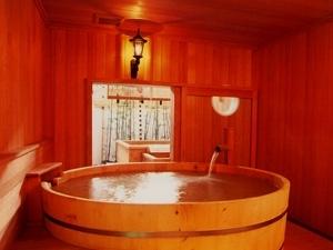 高野槇風呂