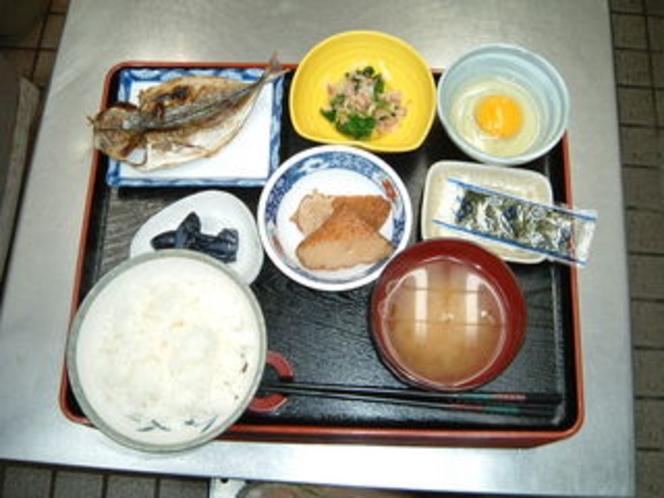 朝食料理2