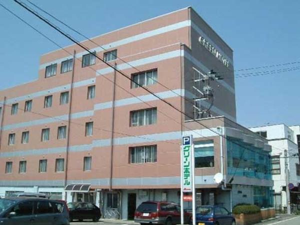 グリーンホテル会津