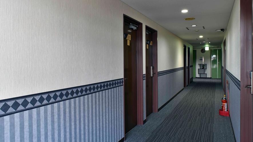 【施設】廊下
