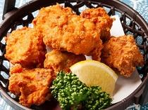 【選べる夕食】名古屋コーチン「鶏唐揚御膳」