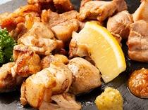 【選べる夕食】名古屋コーチン「鶏炭火焼御膳」