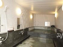 大浴場 浴室内