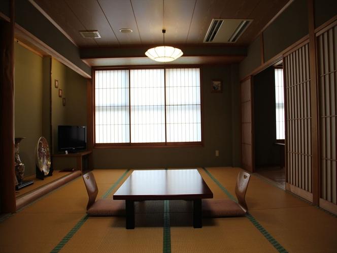 特別室和室